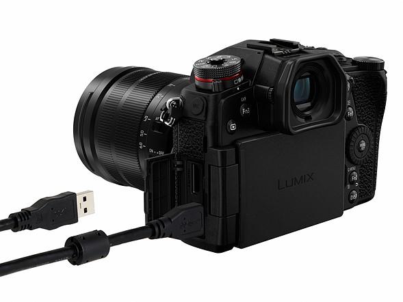 USB 3.0 and Bluetooth LE / WiFi