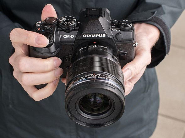 Olympus Digital ED 17mm F1.2 and 45mm F1.2 Pro lenses