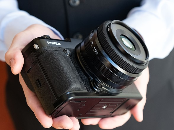 EXCLUSIVE: Hands-on with upcoming Fujifilm XF and GF lenses: Digital