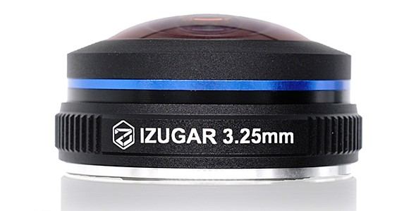 iZugar launches 220-degree super fisheye lens for Micro Four Thirds 1