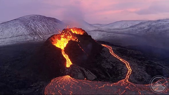 A filmmaker melted his DJI Mavic 2 Pro drone to get these incredible shots of an active volcano