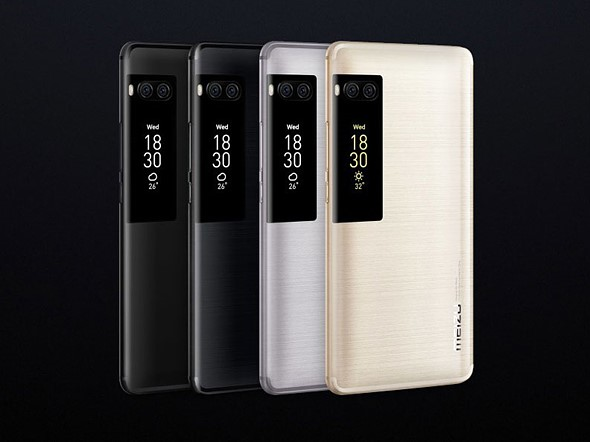 Meizu Pro 7 Plus comes with dual-cam and dual-screens