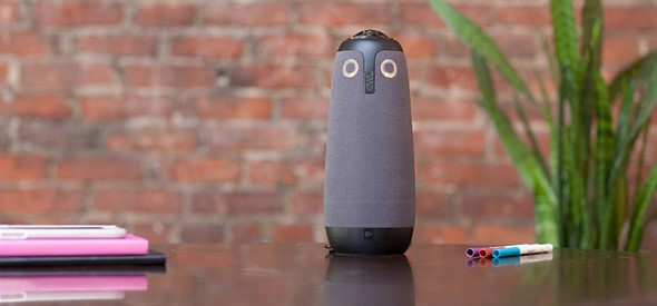 Meeting Owl robotic video offers 360-degree views of conferences 1