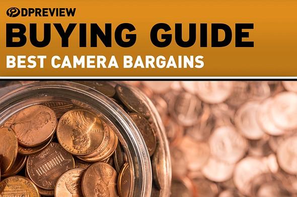 Best camera bargains of 2021