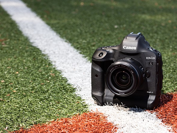 Rock Solid: Canon 1D X Mark II Review 1