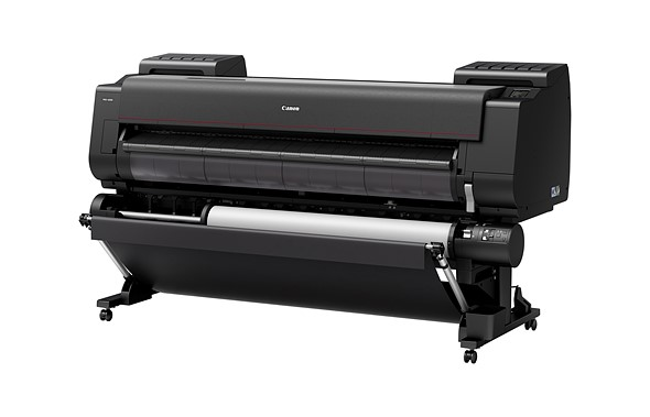 Canon's new imagePROGRAF PRO-6000 printer can make 60-inch prints 1