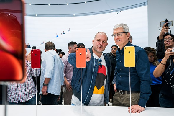 Chief Design Officer Jony Ive is leaving Apple to start new design firm