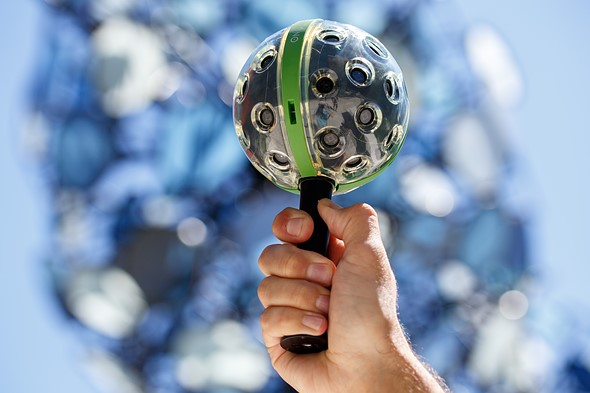 Real world test: The Panono is a 108MP spherical camera 1