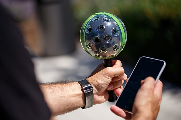Real world test: The Panono is a 108MP spherical camera 3