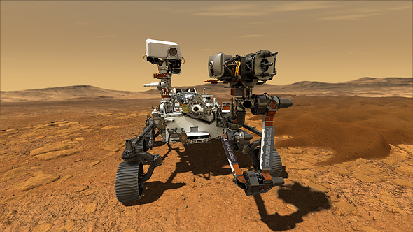 NASA's Mars 2020 Perseverance mission to carry more cameras than any interplanetary mission in history