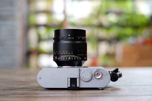 7artisans announces pricing, availability for its 75mm F1 25 Leica M