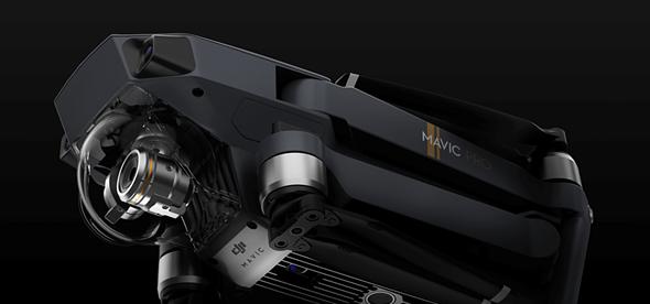 DJI goes portable with the Mavic Pro 1