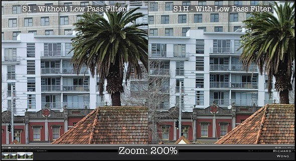 Video: How much does an anti-aliasing filter effect image quality?