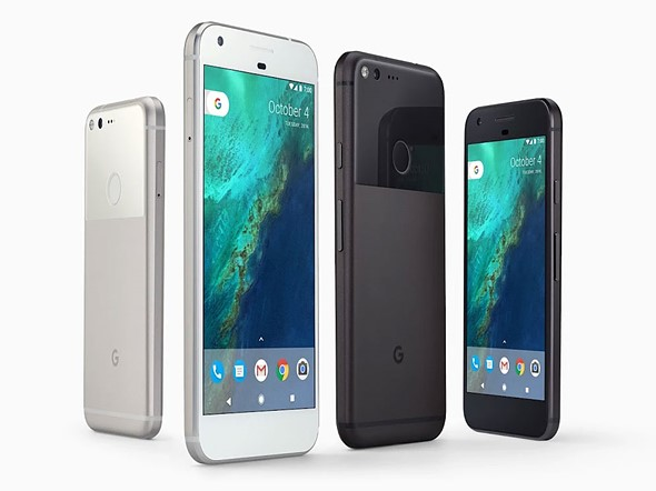 Google Pixel users reporting camera app issue