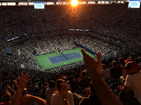ESPN publishes iPhone 7 Plus photos from US Open 8
