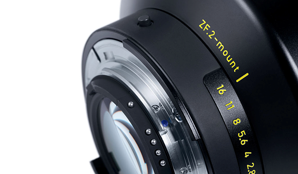 Zeiss officially unveils Otus 1 4/100 lens for full-frame