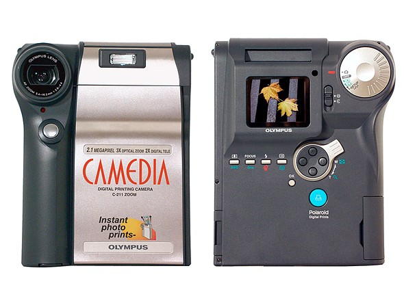 Throwback Thursday: Olympus C-211 Zoom Digital Printing Camera 2