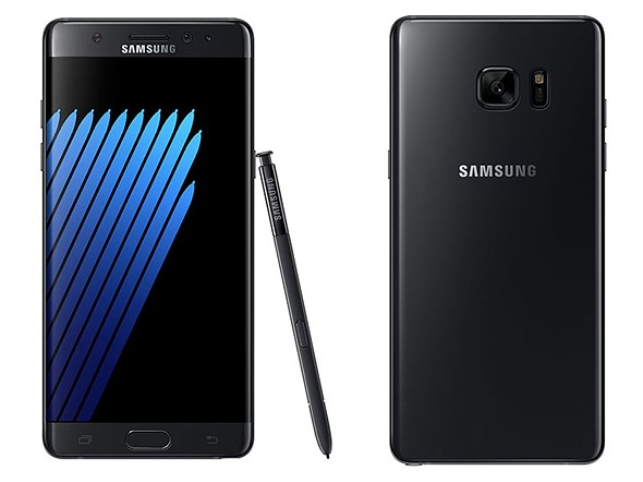 Samsung Galaxy Note 7 combines S7 camera with large display, S-Pen and iris scanner 1