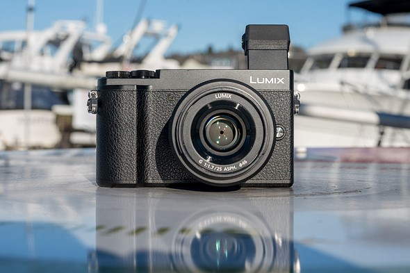 Panasonic Lumix DC-GX9 review: Digital Photography Review