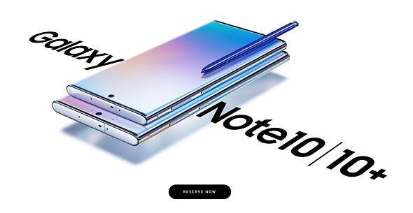Samsung launches triple-camera Galaxy Note 10 series: Digital