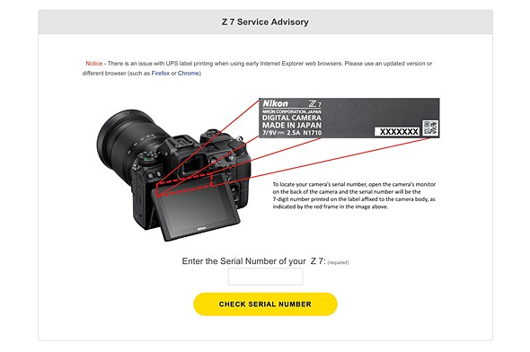 Nikon issues technical service advisory for VR issue in certain