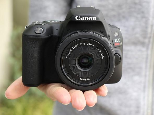 Canon EOS Insurgent SL2 / EOS 200D Overview