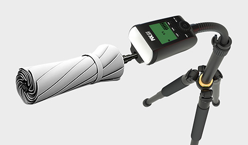 PiXLIGHT portable speedlight for cameras and smartphones launches on Kickstarter