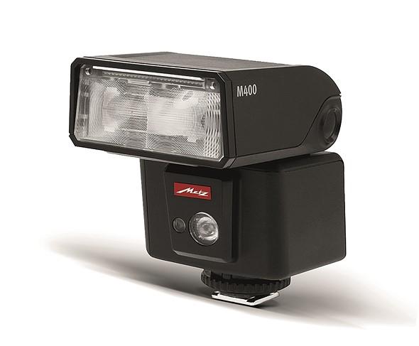 Metz mecablitz M400 flash unveiled at Photokina 1