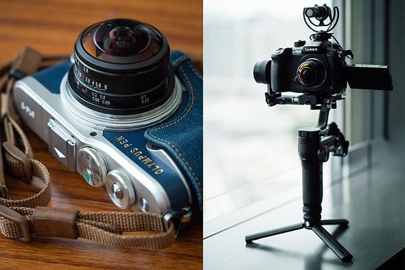 Venus Optics announces Laowa 4mm F2.8 lens with 210º FOV for MFT camera systems