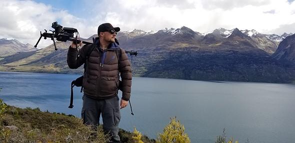 Watch Drew Geraci's latest time-lapse masterpiece, shot with Sony a7R III 1
