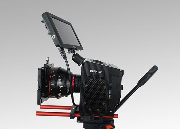 Cinemartin launches Fran cameras with 8K global shutter and Raw support