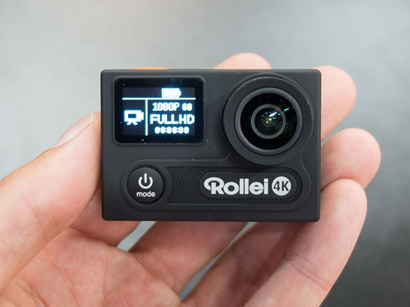 Rollei Actioncam 430 comes with 4K resolution and Full-HD slow motion 1