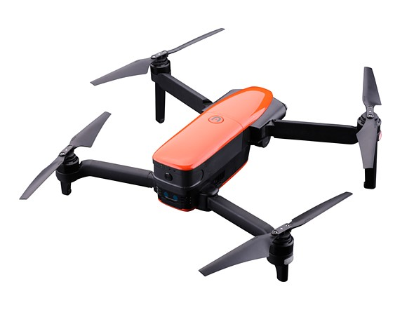 Autel unveils the EVO drone, serious competition for the DJI Mavic Pro