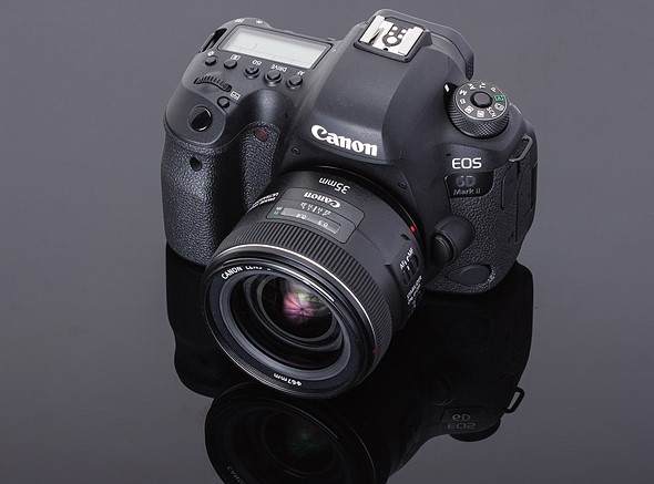 Canon EOS 6D Mark II Review: Digital Photography Review