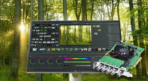 Blackmagic Unveils Decklink 8k Pro Capture Card For Real Time 8k Workflows Digital Photography Review