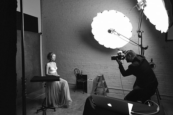 Photographing Jennifer Lawrence: A photographer's dream come true 1