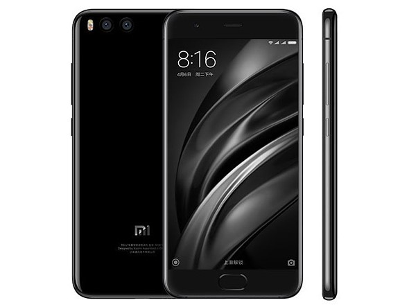 631b97994 The Xiaomi Mi6 isn t quite an iPhone 7 Plus