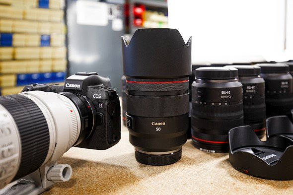 Lensrentals tears down Canon's 50mm F1 2 RF lens to reveal