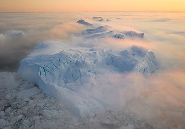 Landscape photography with a drone: the advantages - part 1