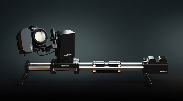 Edelkrone launches SliderPLUS X and Motion Kit 4-axis motion control system 1