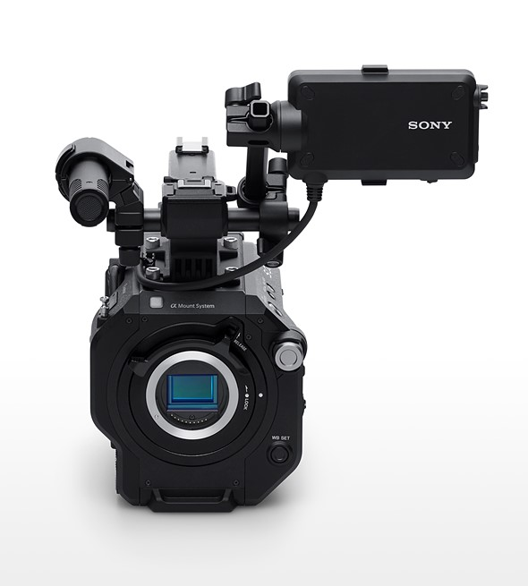 Sony announces the PXW-FS7 ll with electronic variable ND filter and new handling features 2