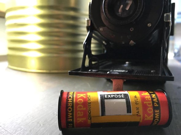 Photographer finds film in 1929 Zeiss Ikon camera, here are the developed photos 1