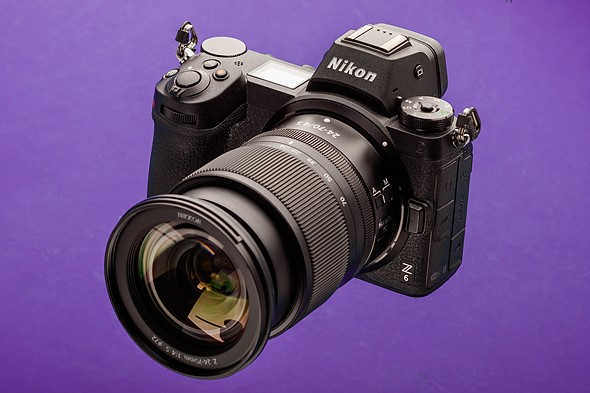 Nikon Z6 and Z7 scoring updated to reflect firmware v2 0