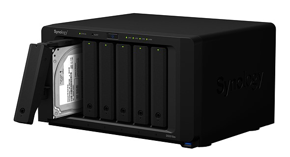 Synology launches its first 6-bay NAS tower, updates more affordable options