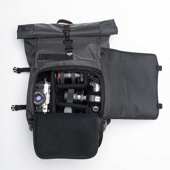 Brevite launches two new Incognito camera backpacks 2