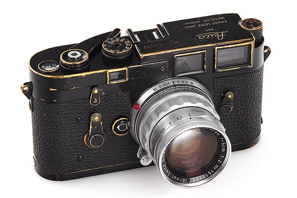 Earliest known Nikon camera fetches over $400,000 in Austrian auction 2
