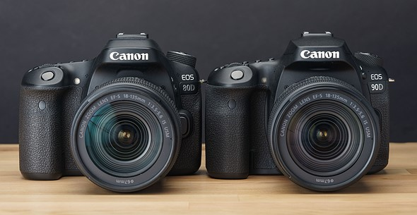 Canon EOS 90D initial review: What's new and how it compares