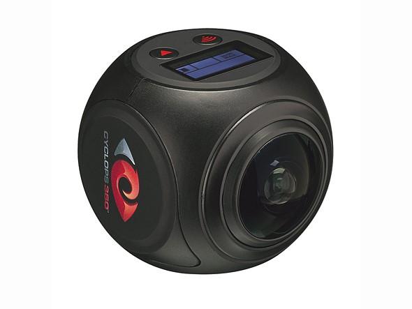 Cyclops 360 4K camera is designed for motorsport adventures 1
