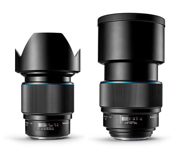Phase One introduces 'no frills' IQ1 100MP back, 45mm F3.5 and 150mm F2.8 Blue Ring lenses 3