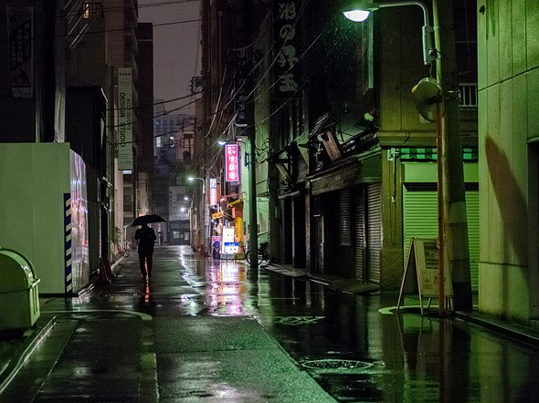 Fujifilm GFX 50S: on the streets of Tokyo, a shooting experience 9